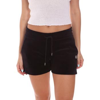 textil Dame Shorts Colmar 9086 1TP Sort