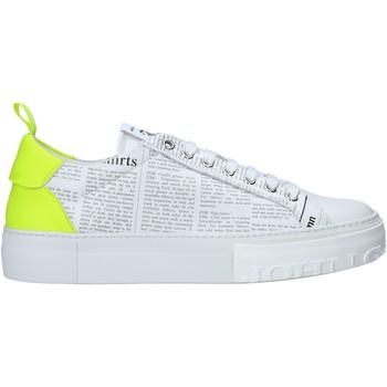 Sko Herre Lave sneakers John Galliano 11016/CP A hvid