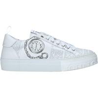 Sko Herre Lave sneakers John Galliano 11018/CP A hvid