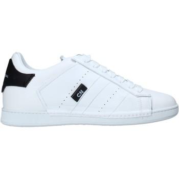 Sko Herre Lave sneakers Costume National 10411/CP A hvid