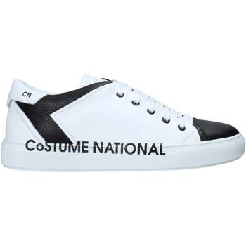 Sko Herre Høje sneakers Costume National 10426/CP B hvid