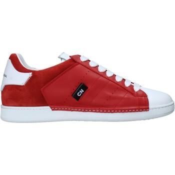 Sko Herre Lave sneakers Costume National 10410/CP C Rød