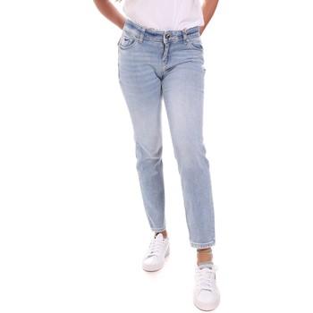 textil Dame Lige jeans Gaudi 111BD26011 Blå