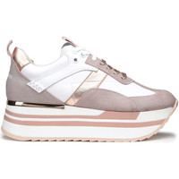 Sko Dame Lave sneakers Alberto Guardiani AGW004302 hvid