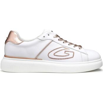 Sko Dame Lave sneakers Alberto Guardiani AGU101126 hvid