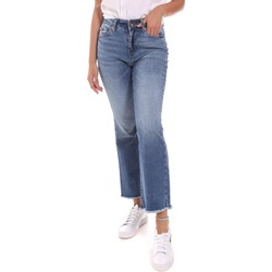 textil Dame Lige jeans Gaudi 111BD26007 Blå