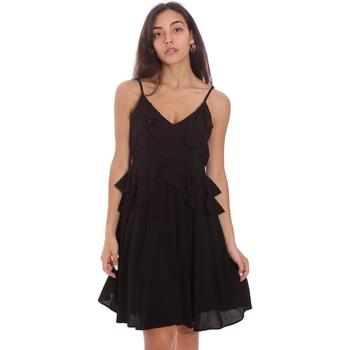 textil Dame Korte kjoler Fracomina FS21SD1008W42201 Sort