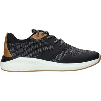 Sko Herre Lave sneakers Wrangler WM01072A Sort