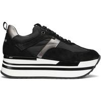 Sko Dame Lave sneakers Alberto Guardiani AGW004303 Sort