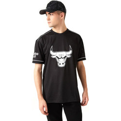 textil Herre T-shirts m. korte ærmer New-Era 12720120 Sort