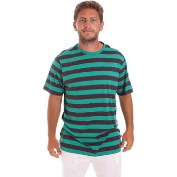 textil Herre T-shirts m. korte ærmer Colmar 7543 3TJ Sort
