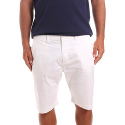 textil Herre Shorts Sseinse PB739SS hvid
