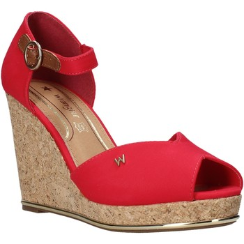 Sko Dame Sandaler Wrangler WL01531A Rød