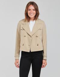 textil Dame Jakker / Blazere Only ONLSANDIE Beige