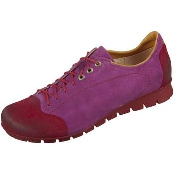 Sko Dame Lave sneakers Think Menscha Lilla, Bordeaux