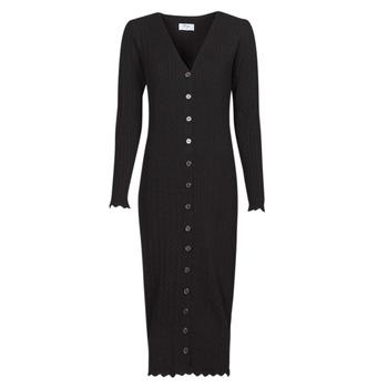 textil Dame Lange kjoler Betty London PIKKI Sort