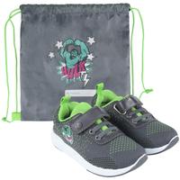 Sko Dreng Lave sneakers Avengers 2300004616 Gris