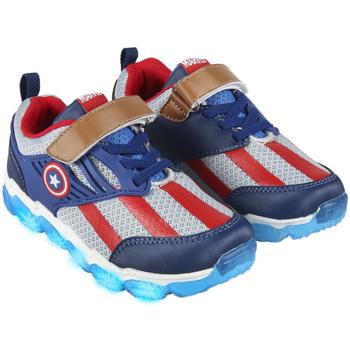 Sko Dreng Lave sneakers Avengers 2300004621 Azul