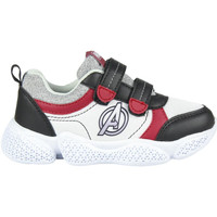 Sko Dreng Lave sneakers Avengers 2300004641 Blanco