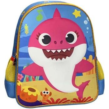 Tasker Pige Rygsække  Baby Shark MC-02-BS Multicolor