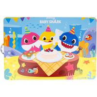 Indretning Dreng Duge Baby Shark 13519 Multicolor