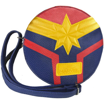 Tasker Børn Skuldertasker Captain Marvel 2100002840 Azul