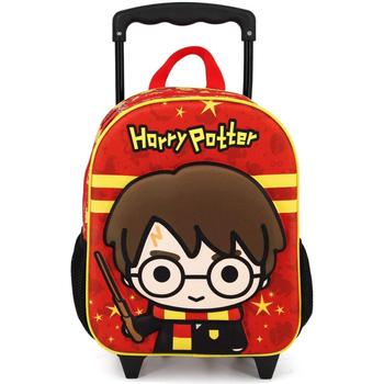Tasker Børn Rygsække  Harry Potter HAP66544-41 Rojo