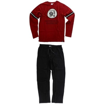 textil Pyjamas / Natskjorte Harry Potter 833-436 Rojo