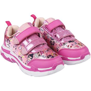 Sko Pige Lave sneakers Lol 2300004596 Rosa