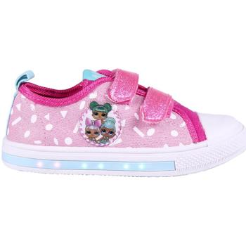 Sko Pige Lave sneakers Lol 2300004713 Rosa