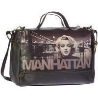 Tasker Dame Håndtasker m. kort hank Marilyn Monroe 93987 Negro