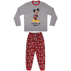 textil Pyjamas / Natskjorte Disney 2200006207 Gris