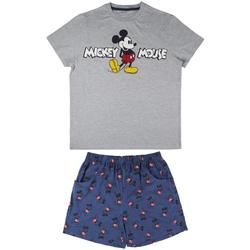 textil Herre Pyjamas / Natskjorte Disney 2200004974 Gris