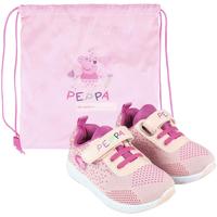 Sko Pige Lave sneakers Peppa Pig 2300004618 Rosa