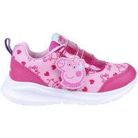 Sko Pige Lave sneakers Peppa Pig 2300004729 Rosa