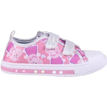 Sko Dreng Lave sneakers Peppa Pig 2300004709 Rosa