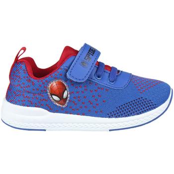 Sko Dreng Lave sneakers Spiderman 2300004615 Azul
