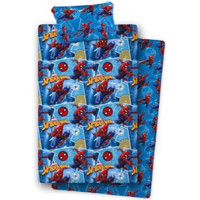 Indretning Dreng Sengelinned Spiderman AYM-032SP-BD 105 Azul