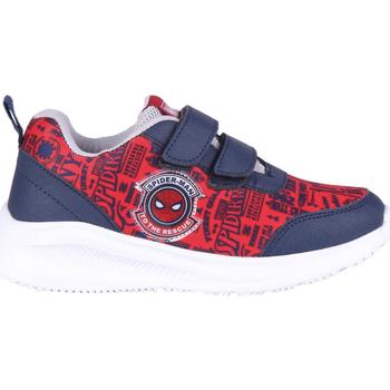 Sko Børn Lave sneakers Spiderman 2300004728 Azul