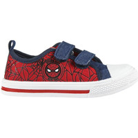 Sko Dreng Lave sneakers Spiderman 2300003634 Rojo