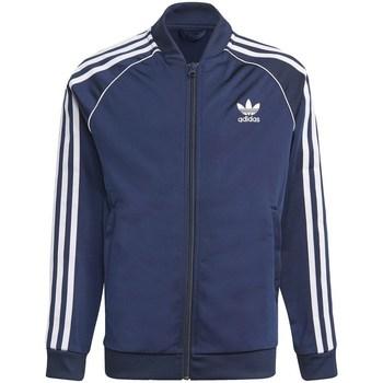 textil Dreng Sportsjakker adidas Originals GN8452 Flåde
