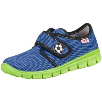 Sko Børn Lave sneakers Superfit Bobby Water Kombi Textil Blå