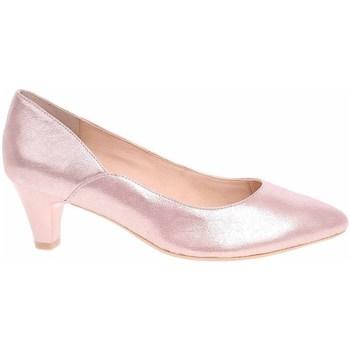 Sko Dame Højhælede sko Caprice 992240124510 Pink