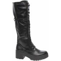 Sko Dame Chikke støvler Marco Tozzi 222560825002 Sort