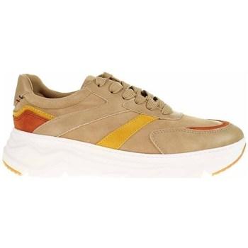 Sko Dame Lave sneakers S.Oliver 552365735357 Hvid, Gul, Beige