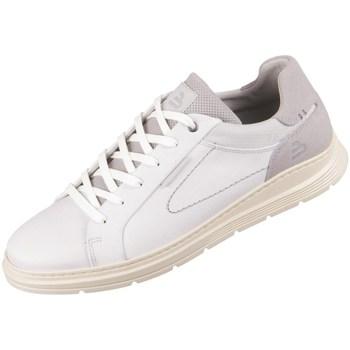 Sko Herre Lave sneakers Bullboxer 895K20968AWHLGSU00 Hvid, Grå
