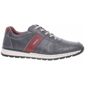 Sko Herre Lave sneakers Rieker B213414 Grafit