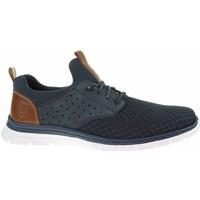 Sko Herre Lave sneakers Rieker B486714 Brun, Flåde
