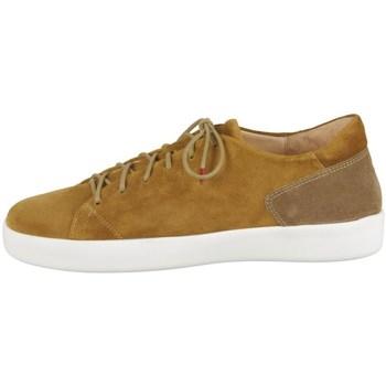 Sko Herre Lave sneakers Think Joeking Beige, Honning