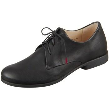 Sko Dame Lave sneakers Think Agrat Sort